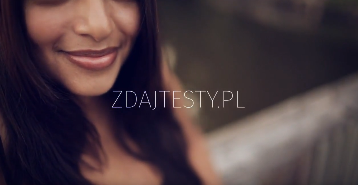 Klip WIDEO promujący zdajtesty.pl już jest! Zapraszamy do oglądania!