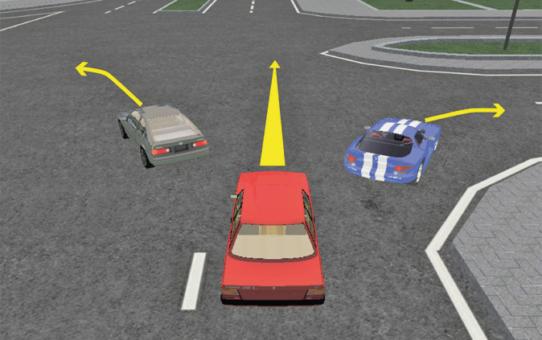 Zmiana kierunku jazdy lub pasa ruchu, zawracanie, wymijanie, omijanie, cofanie, wyprzedzanie.