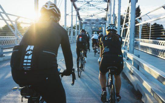 Ruch rowerów
