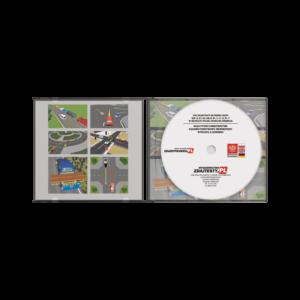 Płyty DVD, testy na prawo jazdy